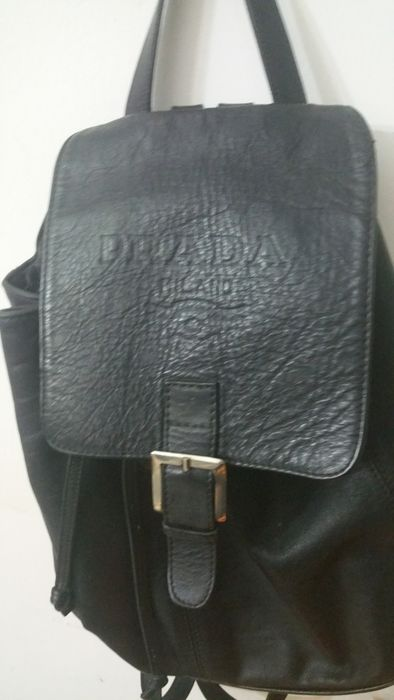 fa2782fcda76 Prada Vintage Backpack - Catawiki