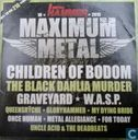 "Metal Hammer ""MAXIMUM METAL"" 210"