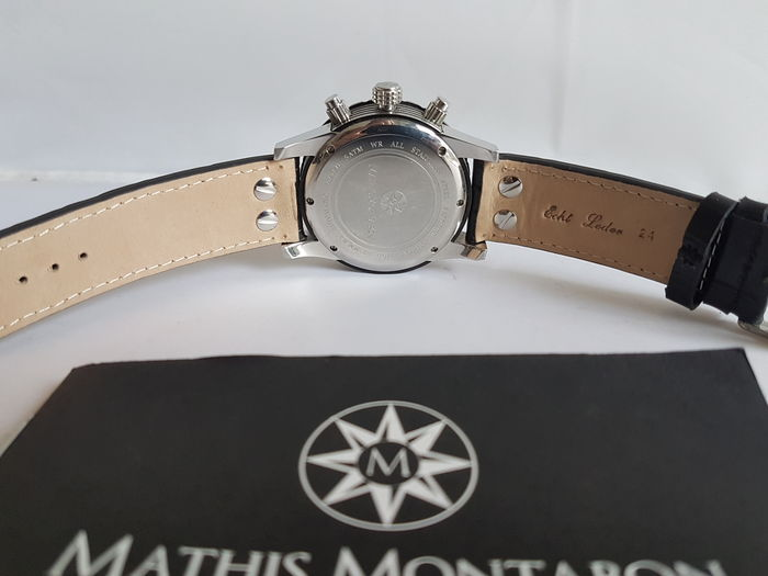 Mathis Montabon Le General – wristwatch
