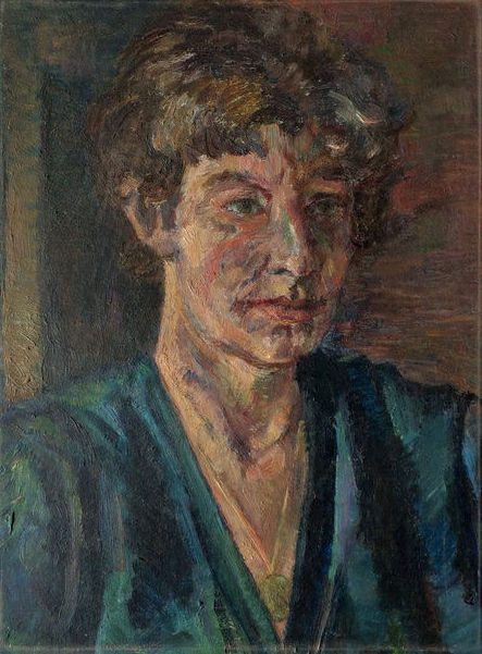 Attributed to Joseph Santen (1969-1988) - Portret