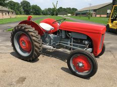 Massey Ferguson - Ted model 20 - year of manufacture is ca. 1947
