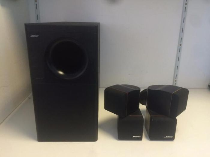 bose acoustimass 5 series 2 catawiki. Black Bedroom Furniture Sets. Home Design Ideas