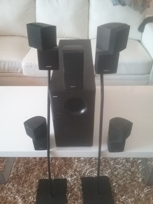 Bose Acoustimass  Home Theater Speaker System Reviews