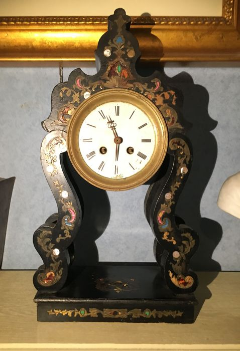 FRENCH SUPPORT WATCH - CIRCA 1870
