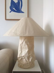 "Ingo Maurer for Ingo Maurer - Table lamp ""Lampampe"""