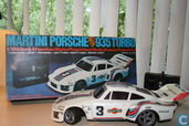Martini Porsche 935 Turbo radio remote control car VINTAGE