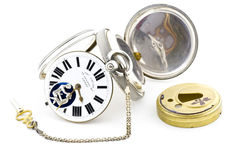 George Grubb – Erotic Pocket watch Fusée – Chester, Year 1889.