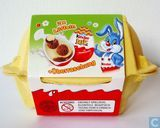 2-pack doosje Kinder Joy
