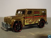 International Gold Armoured Truck