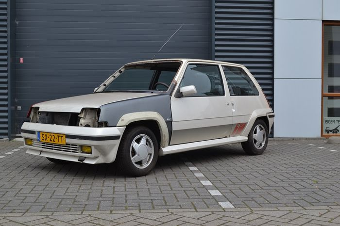 Renault 5 1 4 Gt Turbo 1988 Catawiki