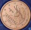 Andorre 2 cent 2014