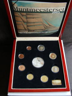 "The Netherlands - Year pack 2003 ""Mint Master set"""