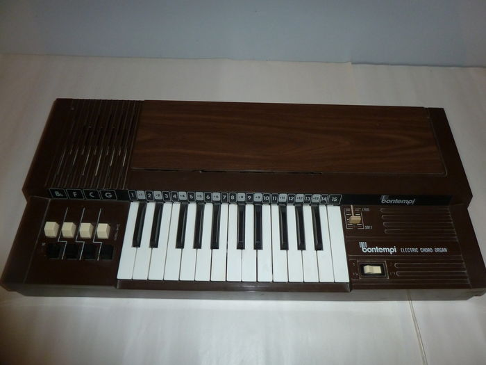 Bontempi B7 Electric Chord Organ Catawiki