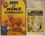 Comic Books - Volle melk - La mômie scandaleuse