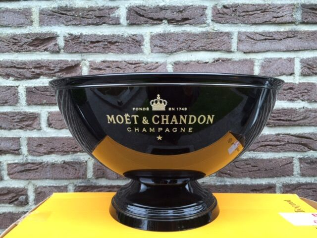 Moët & Chandon Champagne bowl for several bottles