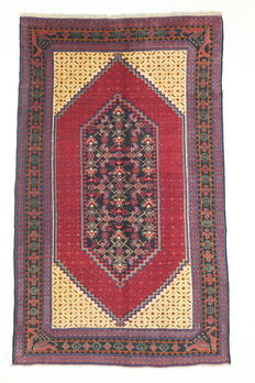 Rare semi-antique KARABAGH carpet, South Caucasus, circa 1950