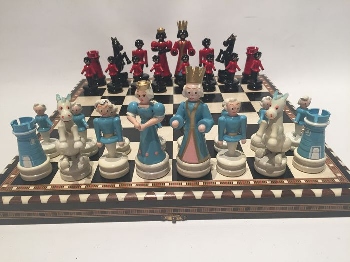 original fantasy jeu d 39 checs catawiki. Black Bedroom Furniture Sets. Home Design Ideas