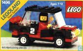 Lego 1496 Rally Car