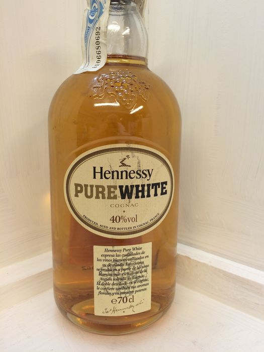 Hennessy Pure White Cognac, 1 fles, 700ml - 40% - Catawiki