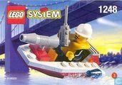 Lego 1248 Fire Boat