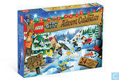 Lego 7724 Advent Calendar 2008, City