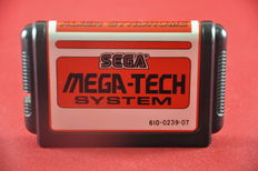 Sega Mega-Tech game - Alien Syndrome