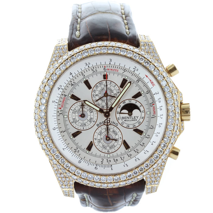 BREITLING BENTLEY MULLINER LIMITED EDITION PERPETUAL