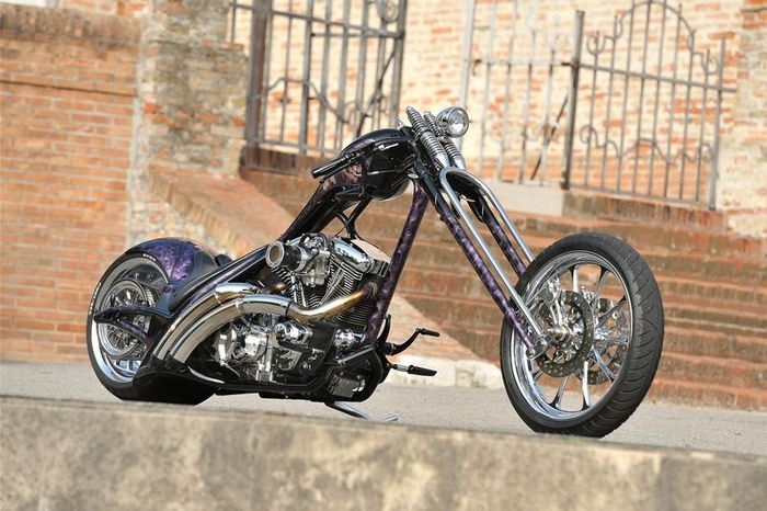 chopper habermann harley davidson 1800 cc 2014 catawiki. Black Bedroom Furniture Sets. Home Design Ideas