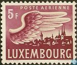 Wing and City of Luxembourg