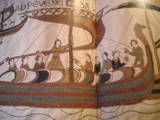 History; David Wilson - The Bayeux Tapestry - 1985