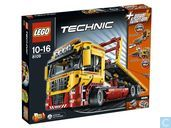 Lego 8109 Flatbed Truck