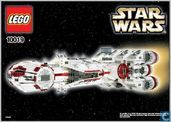 Lego 10019 Rebel Blockade Runner - UCS