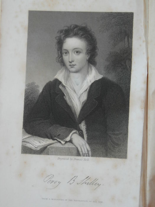 england 1819 p b shelley Sonnet: england in 1819 an old, mad, blind, despised, and dying king, -- princes this poem, which (i believe) got shelley kicked out of england.