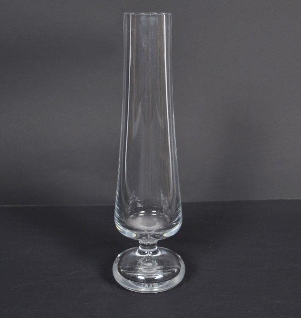 Baccarat Clear Crystal Vase Catawiki