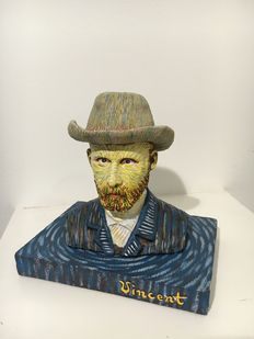 Ray Coster - Van Gogh object