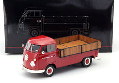 Premium Classixxs - Scale 1/18 - VW T1 Pick Up Porsche Services 1965