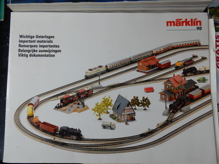 Faller/Märklin/Vollmer/ Miniature Trains/Railway/Railhobby