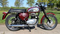 BSA - Thunderbolt 650cc Twin - 1968