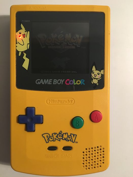 Image Result For Pokemon Special Edition Gameboy Color