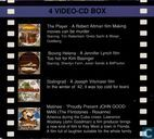 4 Video-CD Box - The Collection - Moviestars on CD