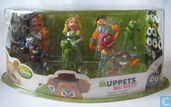 Muppets Most Wanted - Figurine Playset