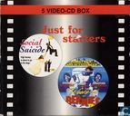 5 Video-CD Box - Just for Starters