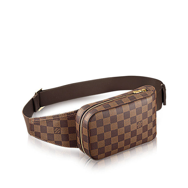 louis vuitton damier ebene geronimos fanny pack catawiki. Black Bedroom Furniture Sets. Home Design Ideas