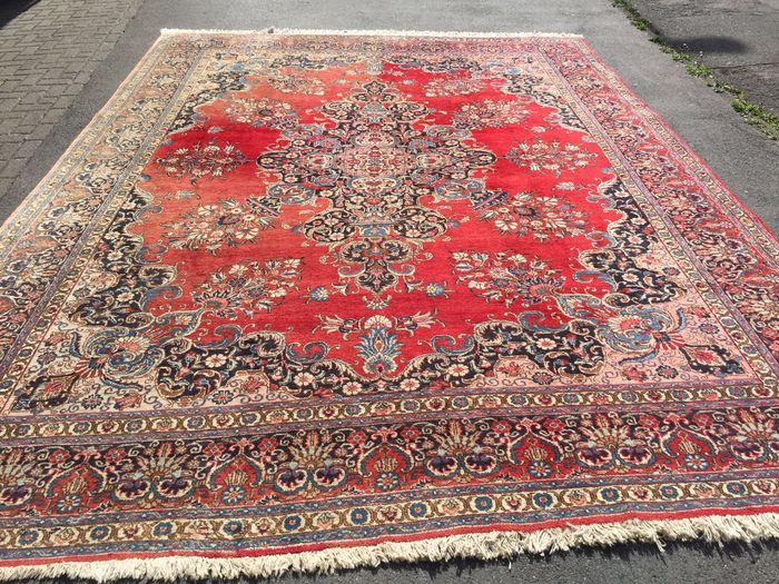 Extra Large Persian Tabriz Gorgeous And Beautiful Oriental Rug