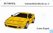 Bunboek, Lotus Esprit