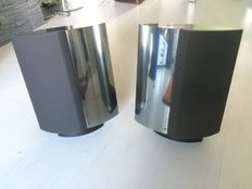 Bang & Olufsen BeoLab 4000 speakers chrome