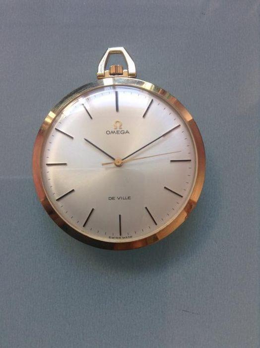 Omega De Ville Pocket Watch