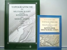 Facsimile; Topographical and Military Map of the Kingdom of The Netherlands (TMK) 1864 - 2008