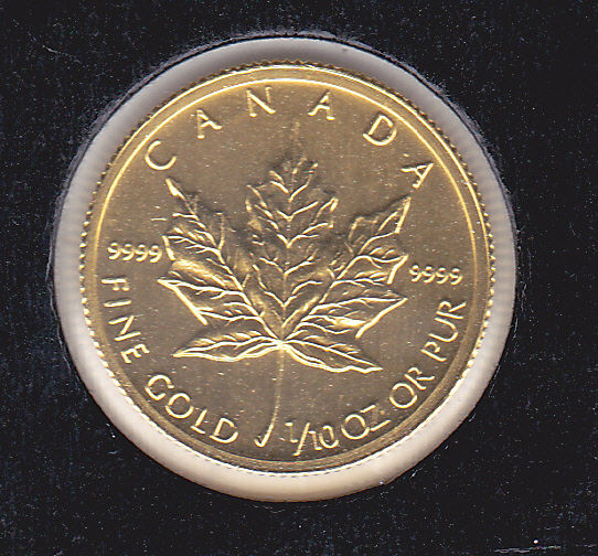 Canada - 5 dollars 2009 Maple leaf - Gold