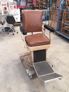 Original Hairdresser's chair